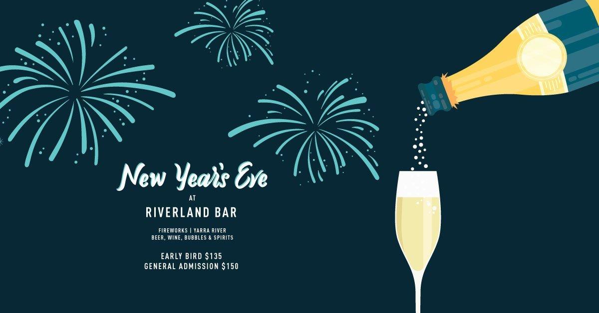 New Years Eve At Riverland - Riverland Bar