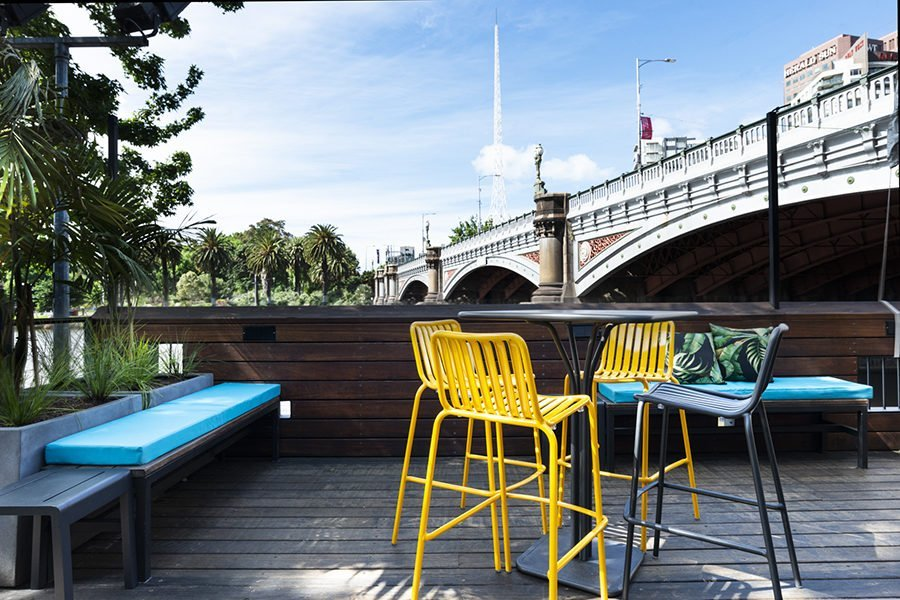 Private Deck Princes Bridge