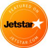 Featured on Jetstar
