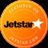 Featured on Jetstar